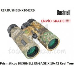 Prismáticos BUSHNELL ENGAGE X 10x42 Real Tree