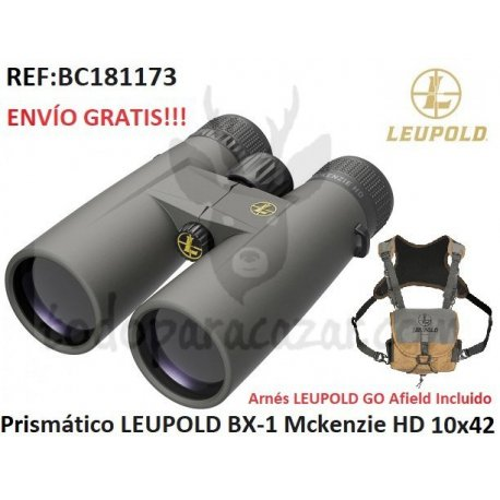 Prismático LEUPOLD BX-1 Mckenzie HD 10x42
