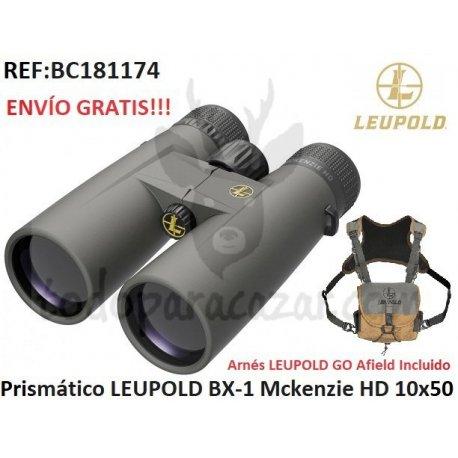 Prismático LEUPOLD BX-1 Mckenzie HD 10x50