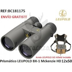 Prismático LEUPOLD BX-1 Mckenzie HD 12x50