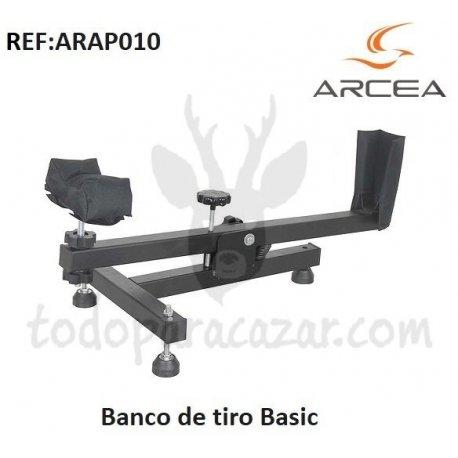 Banco de tiro Basic
