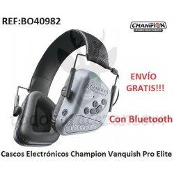 Cascos Electrónicos Champion Vanquish Pro Elite