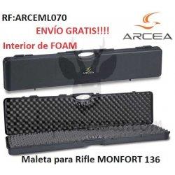 Maletín para Rifle MONFORT 136