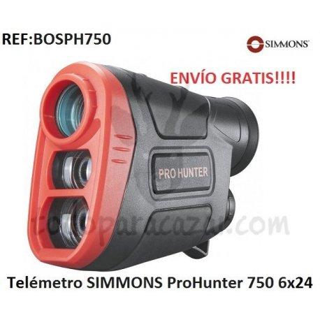 Telémetro SIMMONS ProHunter 750 6x24