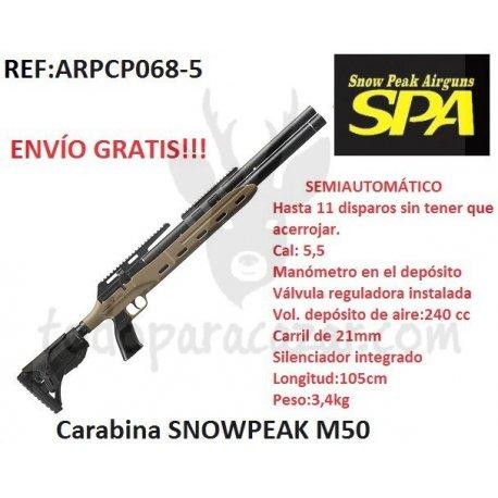 SNOWPEAK M50