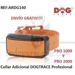 Collar Adicional Dogtrace PRO 1000 y PRO 2000